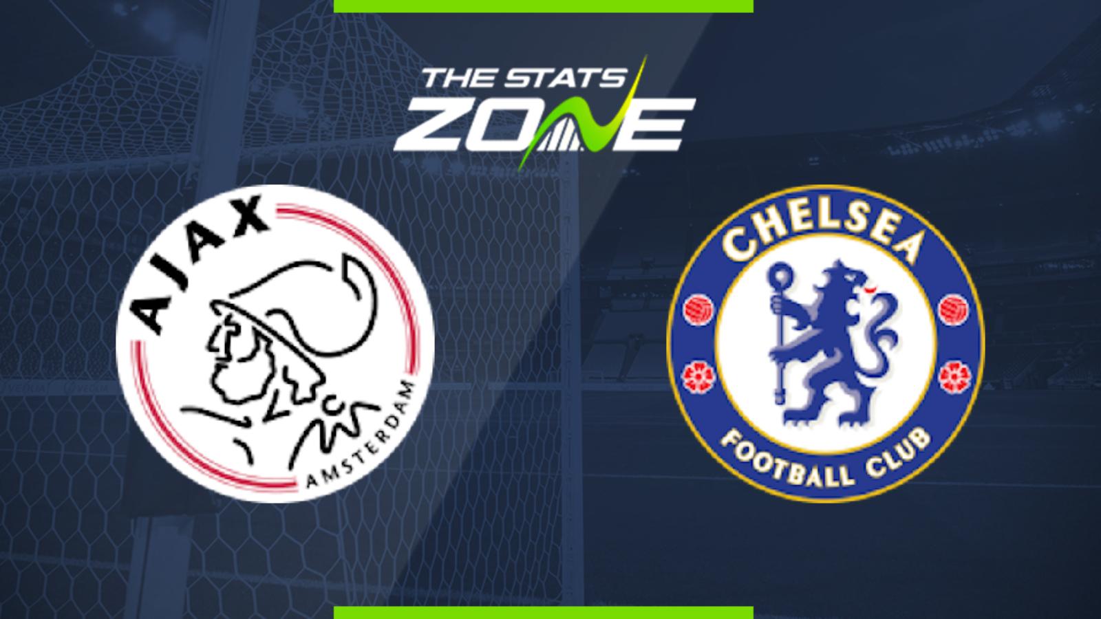 2019 20 Uefa Champions League Ajax Vs Chelsea Preview