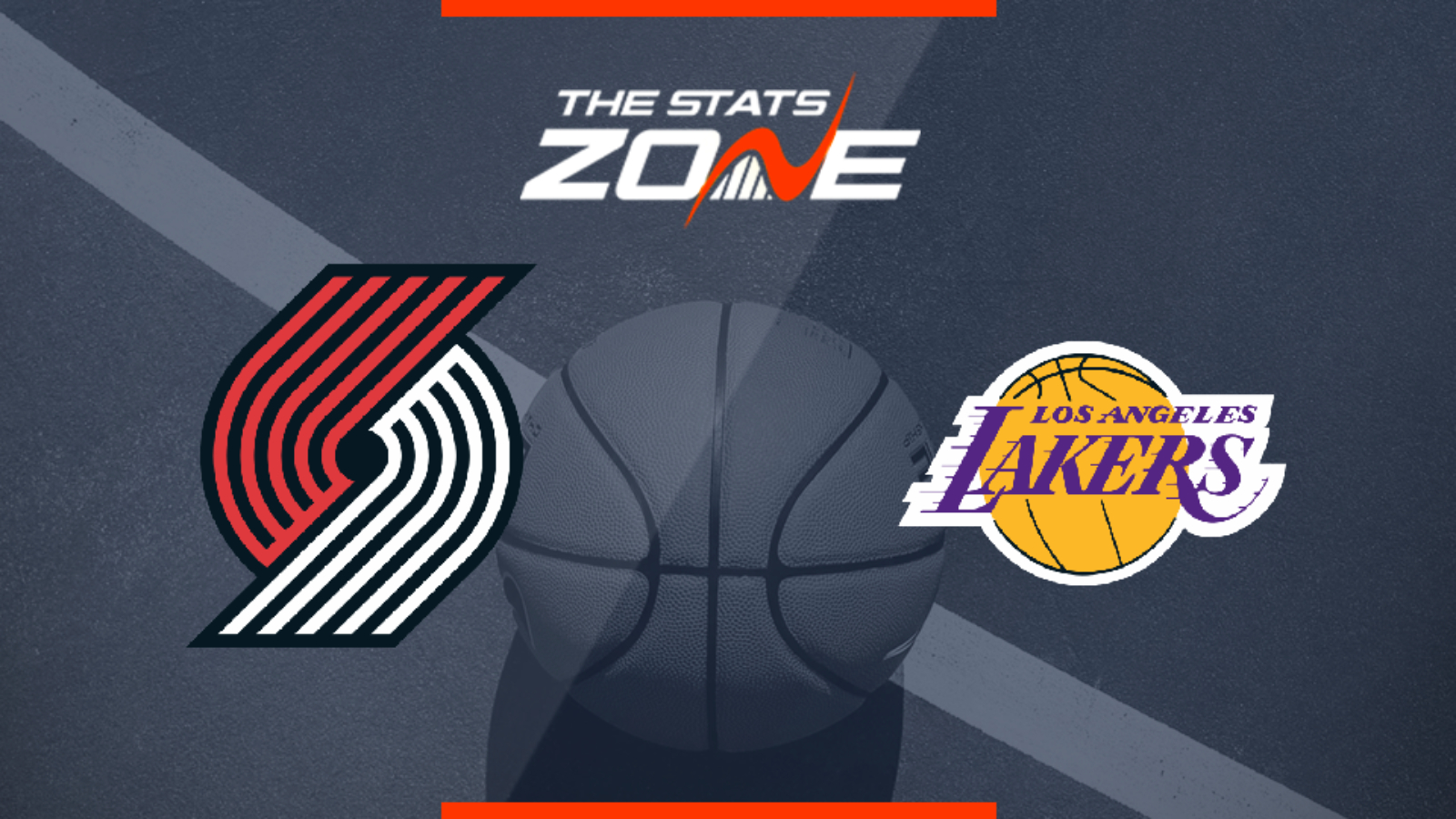 2019 20 Nba Playoffs First Round Portland Trail Blazers Los Angeles Lakers Game 1 Preview Pick The Stats Zone