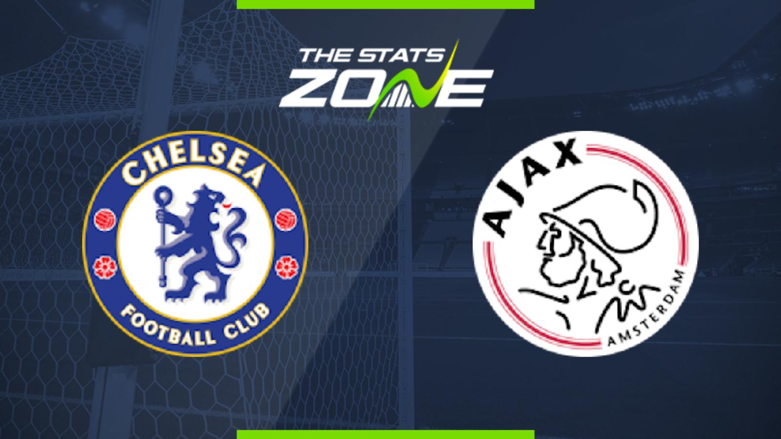 2019 20 Uefa Champions League Chelsea Vs Ajax Preview