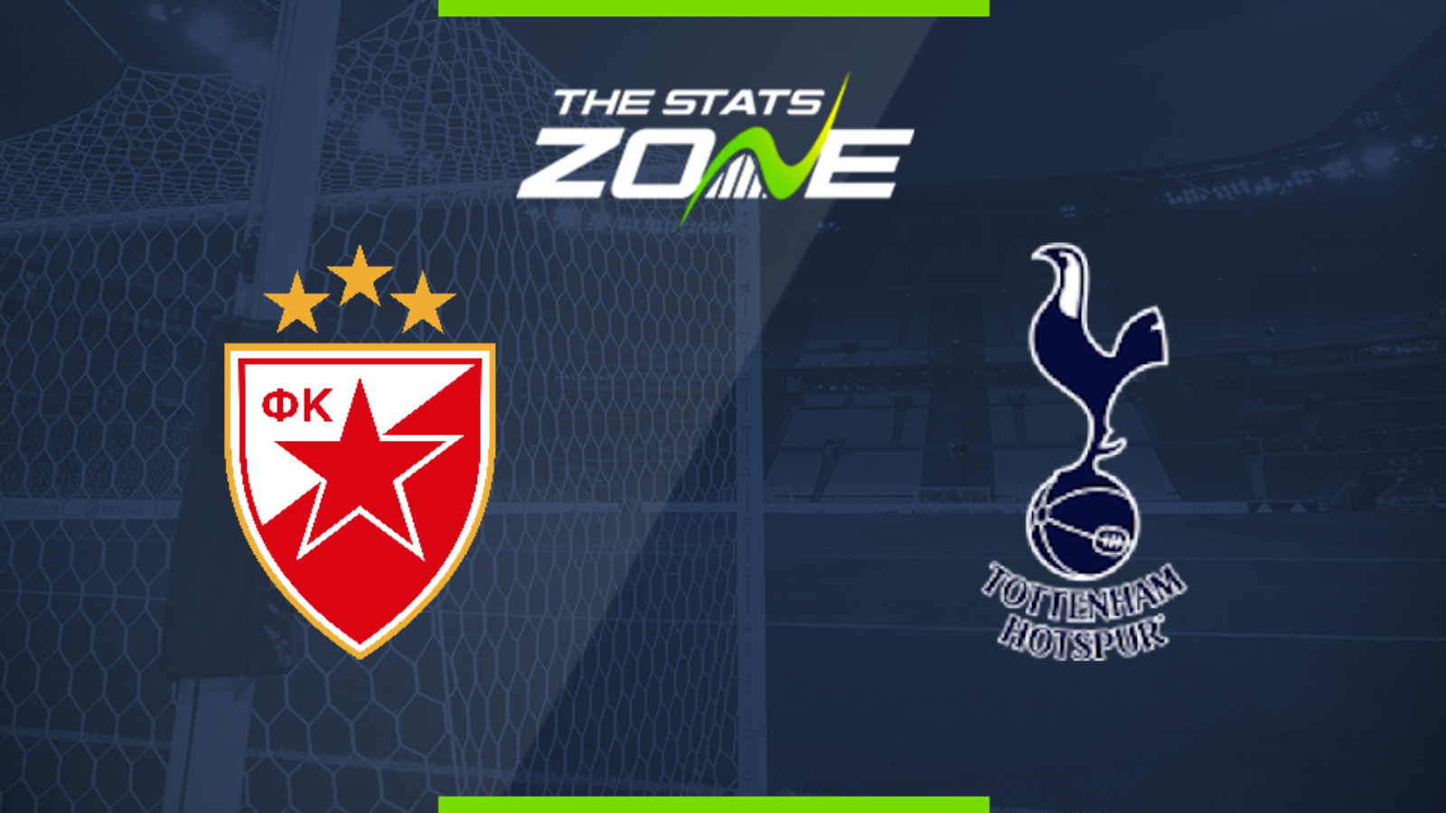 Red Star Belgrade v Tottenham Hotspur: Champions League