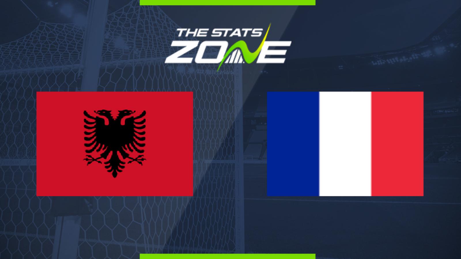 Albania Vs France