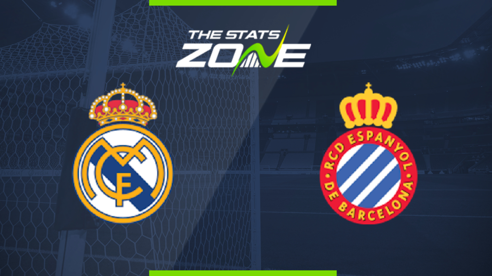 Espanyol vs Real Madrid: Zidane's squad for LaLiga clash ...