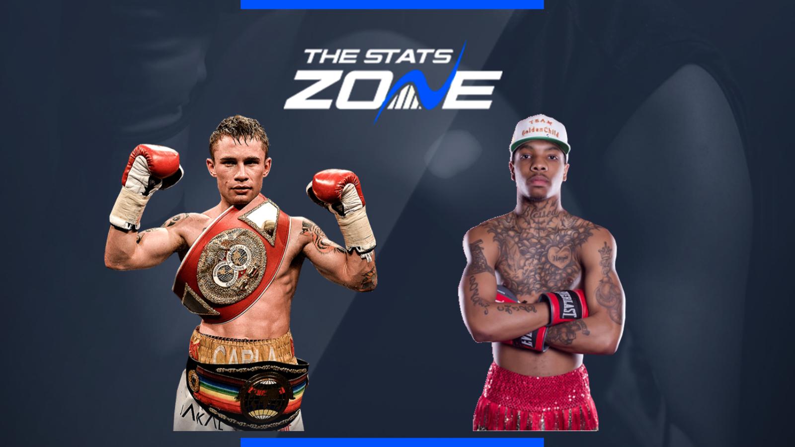 Carl Frampton vs Tyler McCreary Preview & Prediction - The Stats Zone
