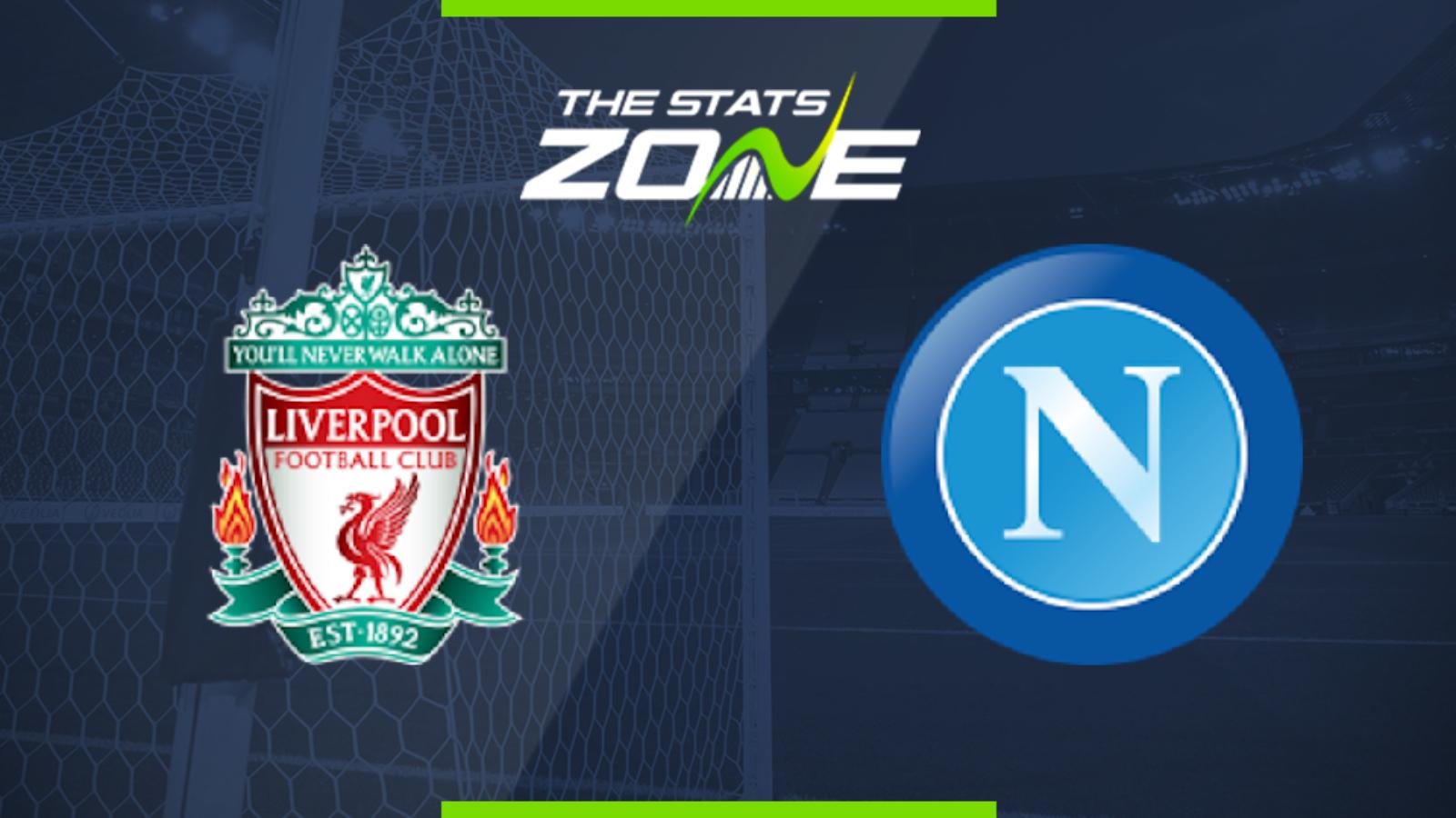 2019 20 Uefa Champions League Liverpool Vs Napoli Preview