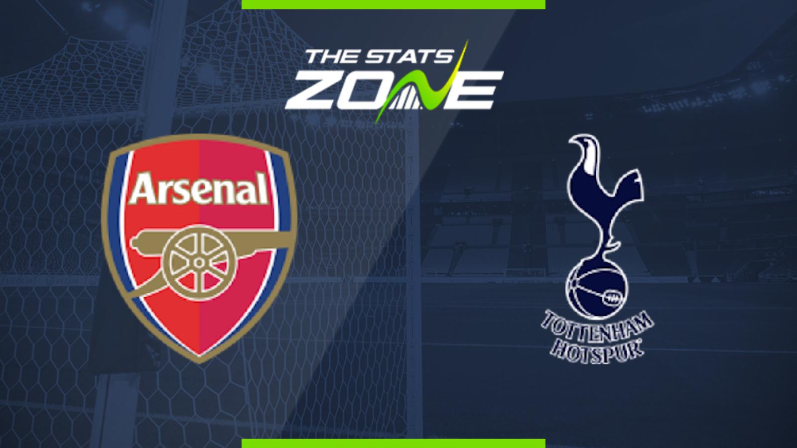 Premier League 2019-20 – Arsenal vs Tottenham Preview ...Tottenham Vs Arsenal