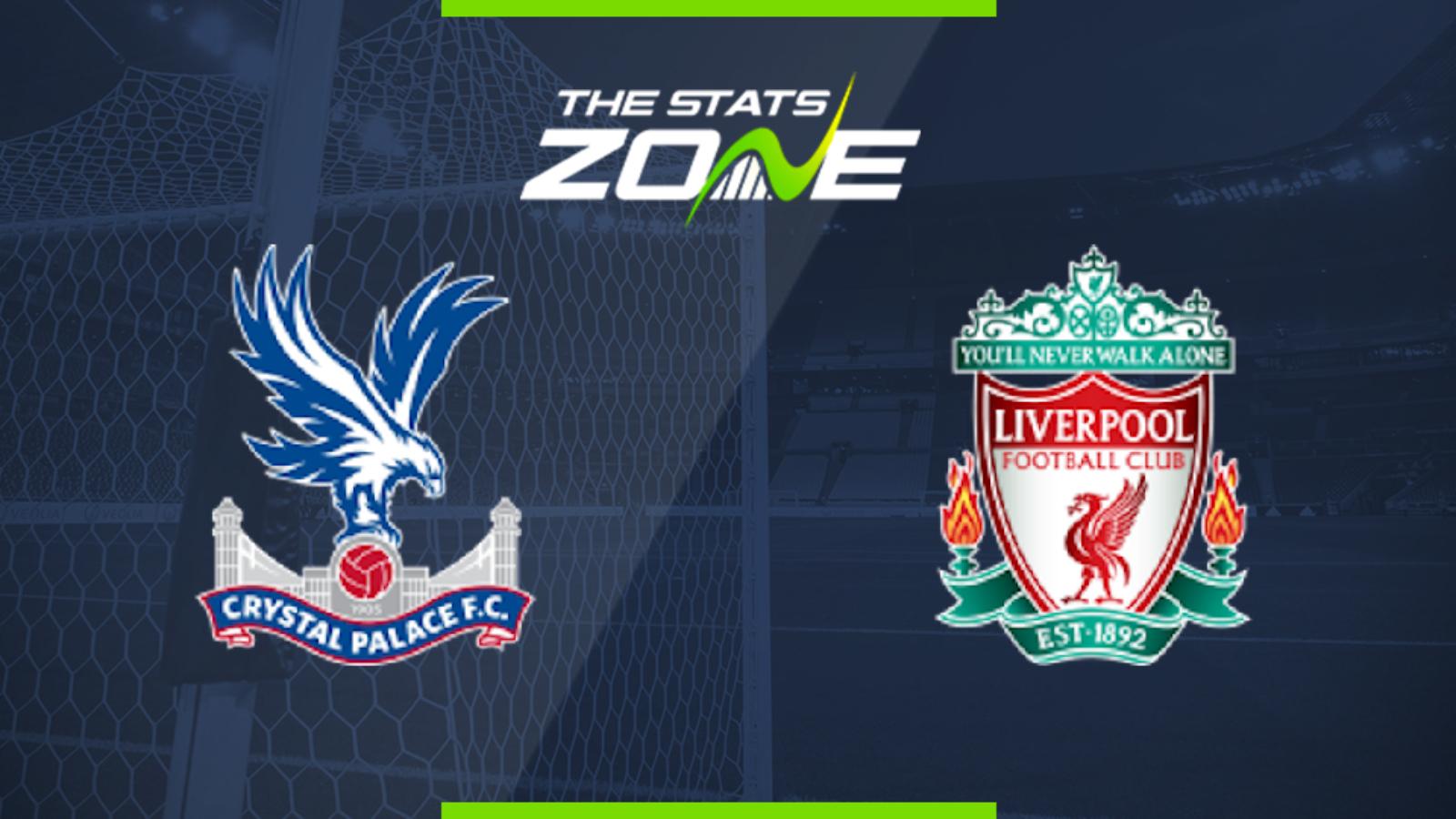 ผลการค้นหารูปภาพสำหรับ Crystal Palace - Liverpool graphic