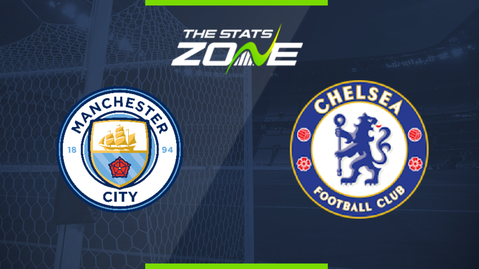2019 20 Premier League Man City Vs Chelsea Preview Prediction The Stats Zone