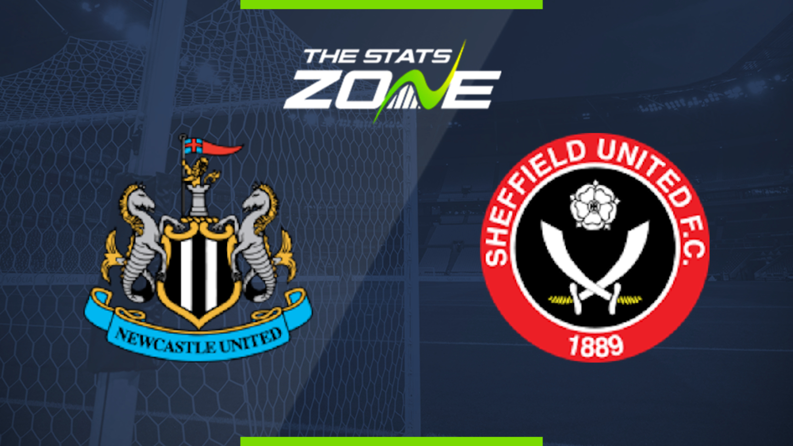 2019-20 Premier League - Newcastle vs Sheffield Utd ...