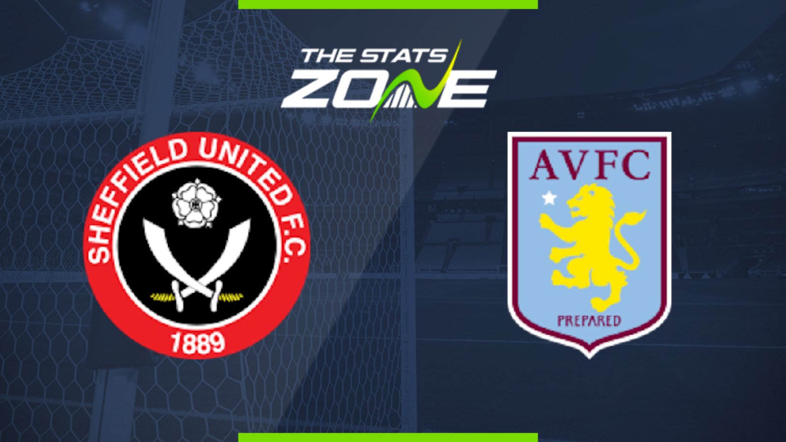 2019-20 Premier League – Sheffield Utd vs Aston Villa