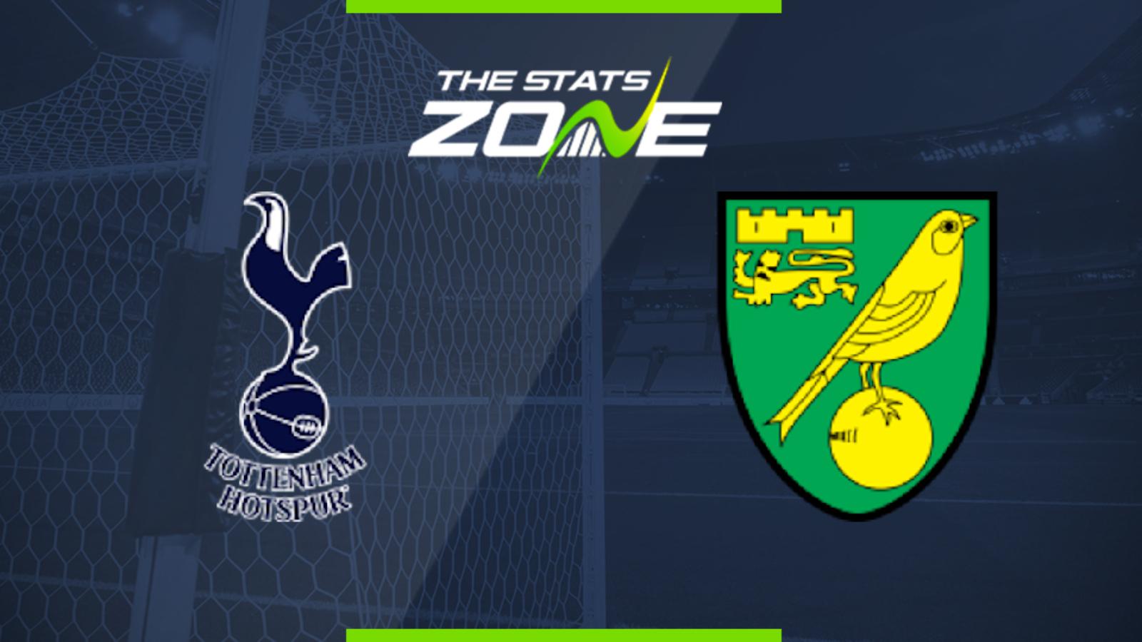 [Teams] Tottenham vs Norwich: Confirmed line-ups from the New Tottenham Stadium