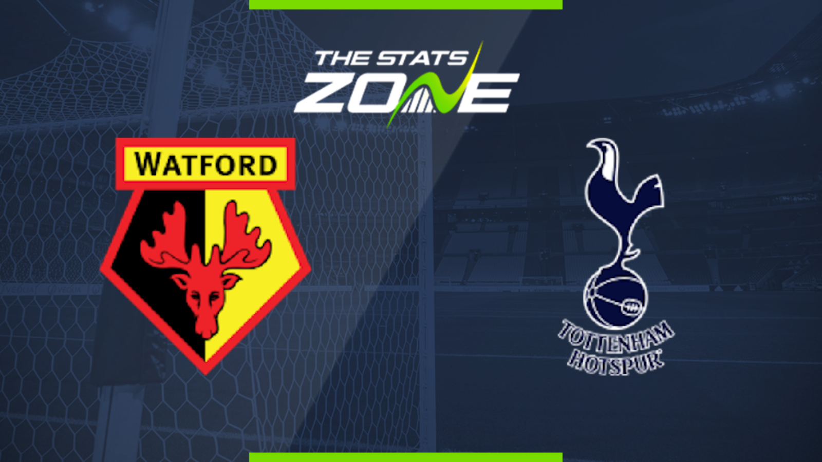 [Teams] Watford vs Tottenham: Confirmed line-ups from Vicarage Road