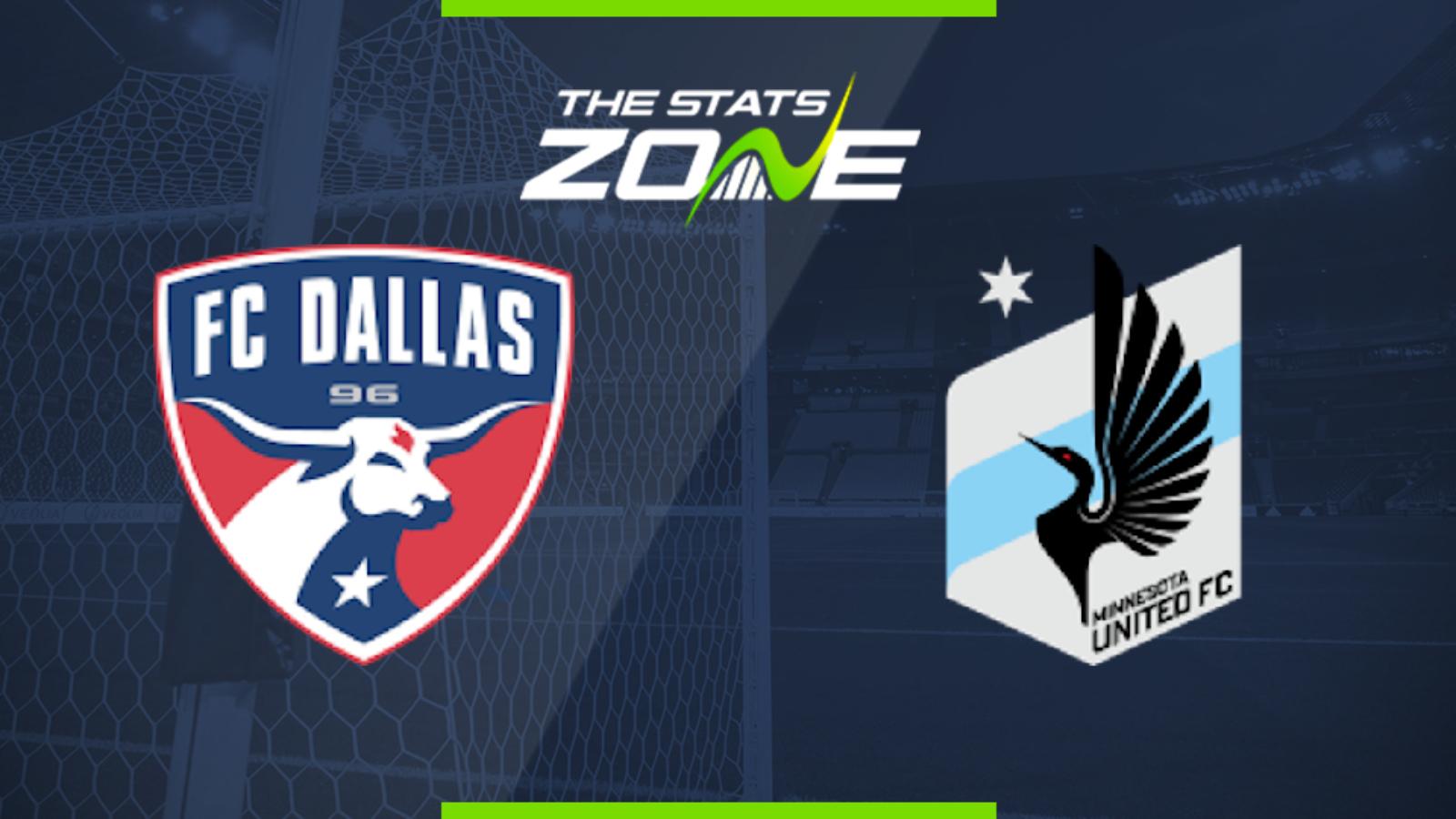Kết quả hình ảnh cho FC Dallas vs Minnesota United