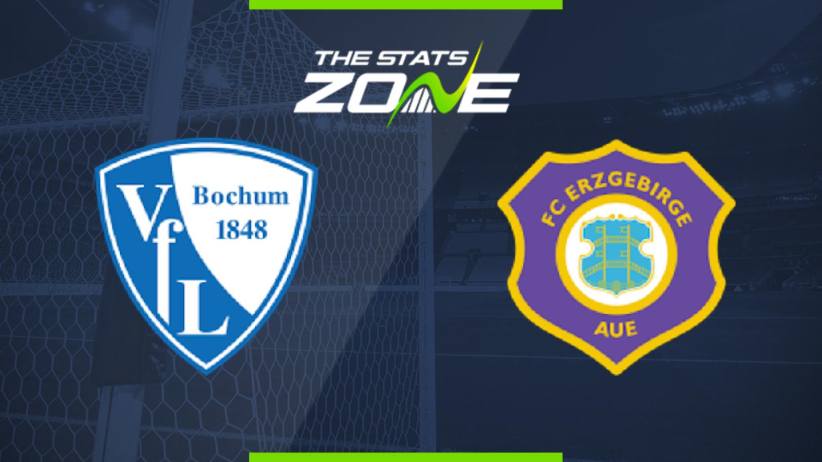 2019 20 Bundesliga 2 Bochum Vs Erzgebirge Aue Preview