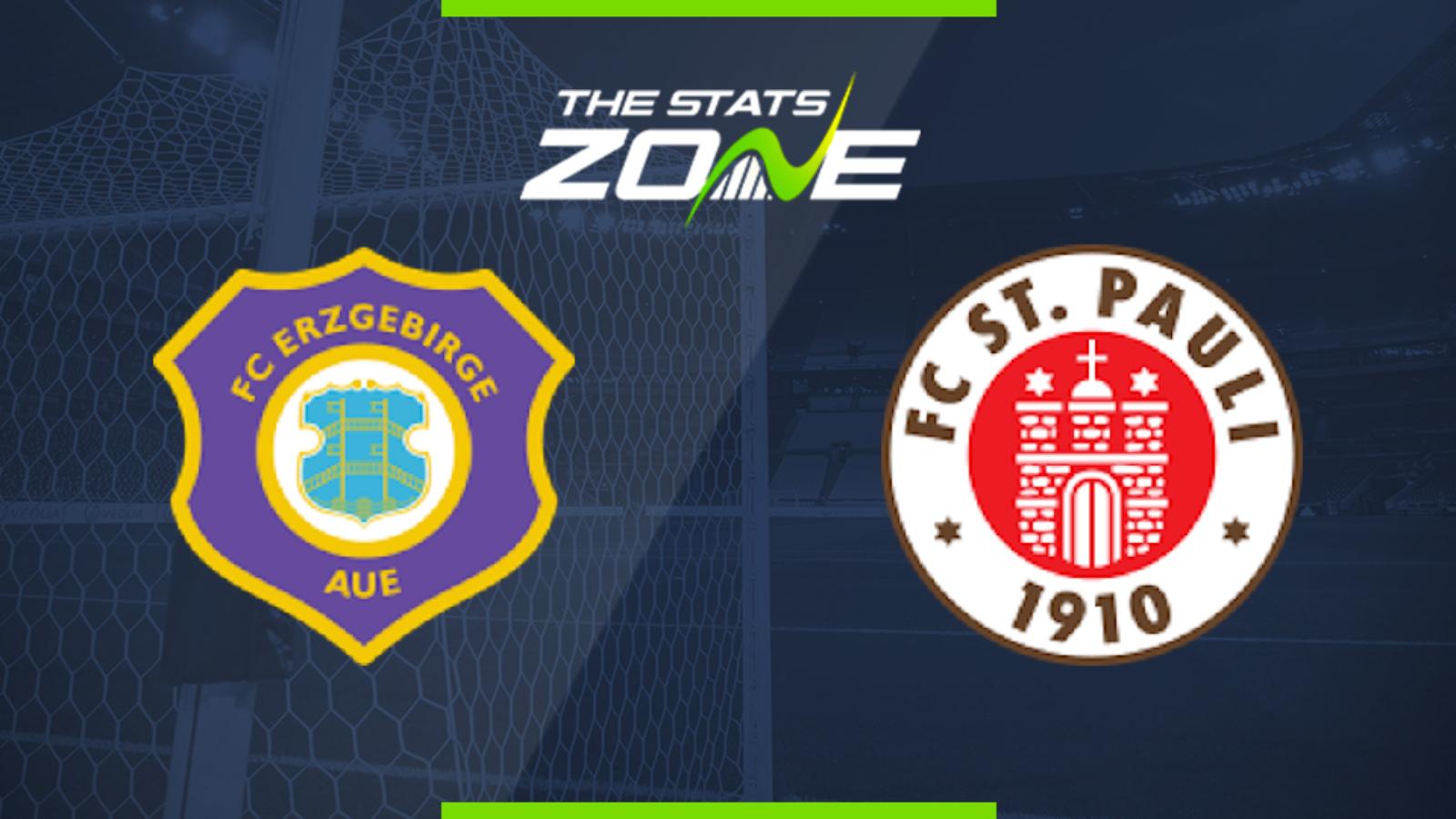 2019 20 Bundesliga 2 Erzgebirge Aue Vs St Pauli Preview