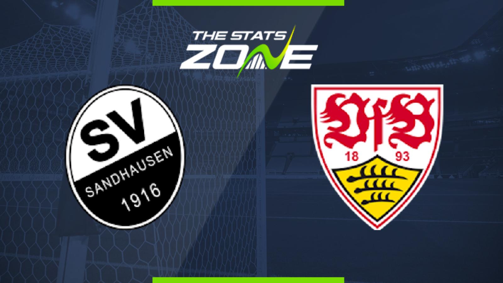 2019 20 Bundesliga 2 Sandhausen Vs Stuttgart Preview