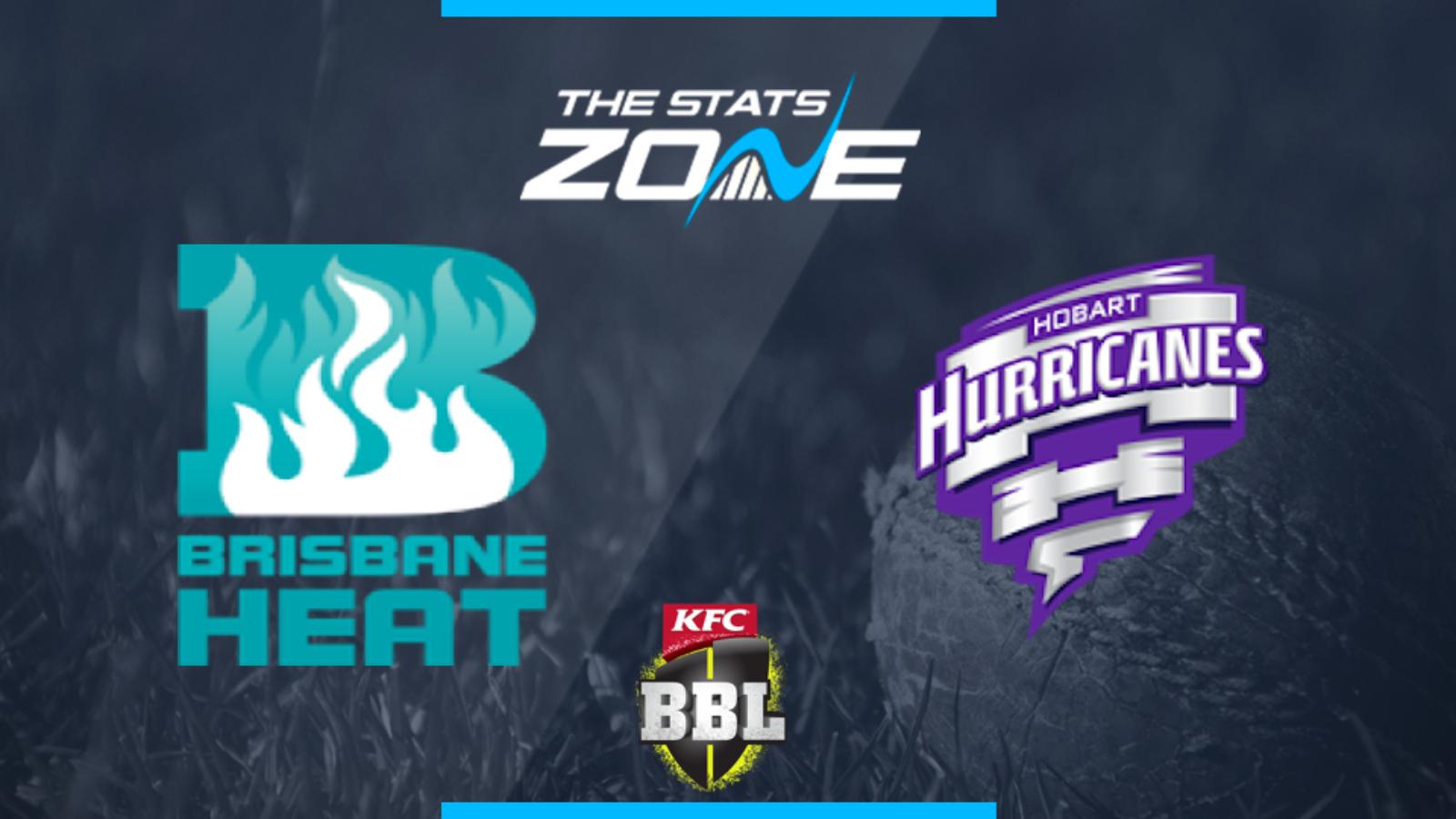brisbane heat vs hobart hurricanes betting preview goal
