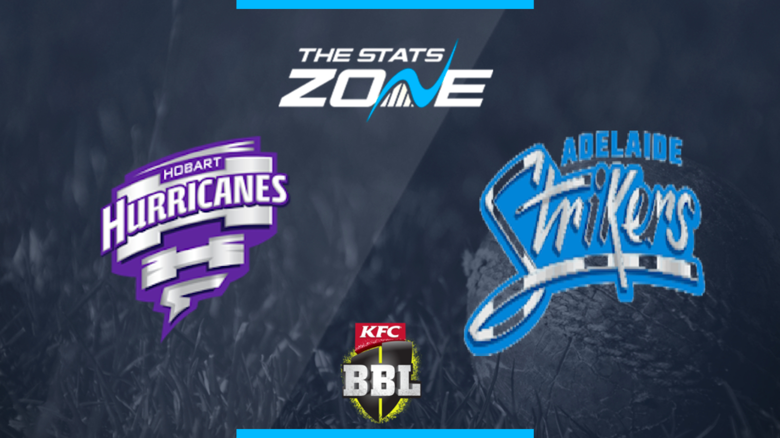 2019-20 Big Bash League – Hobart Hurricanes vs Adelaide ...