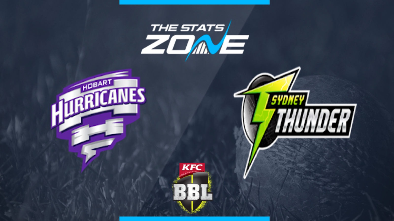 Hobart hurricanes v sydney thunder betting preview goal cryptocurrency mining news south