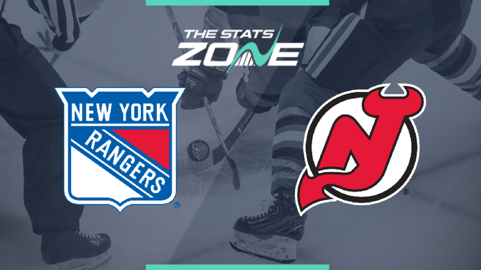 2019 20 Nhl New York Rangers New Jersey Devils Preview Pick