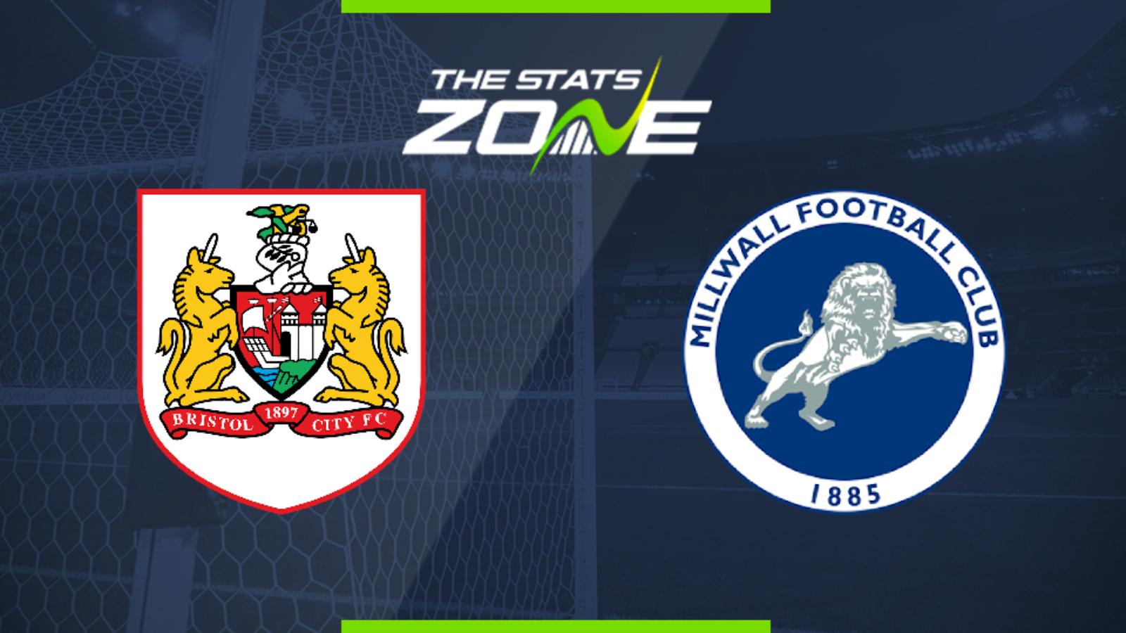 2019-20 Championship – Bristol City vs Millwall Preview