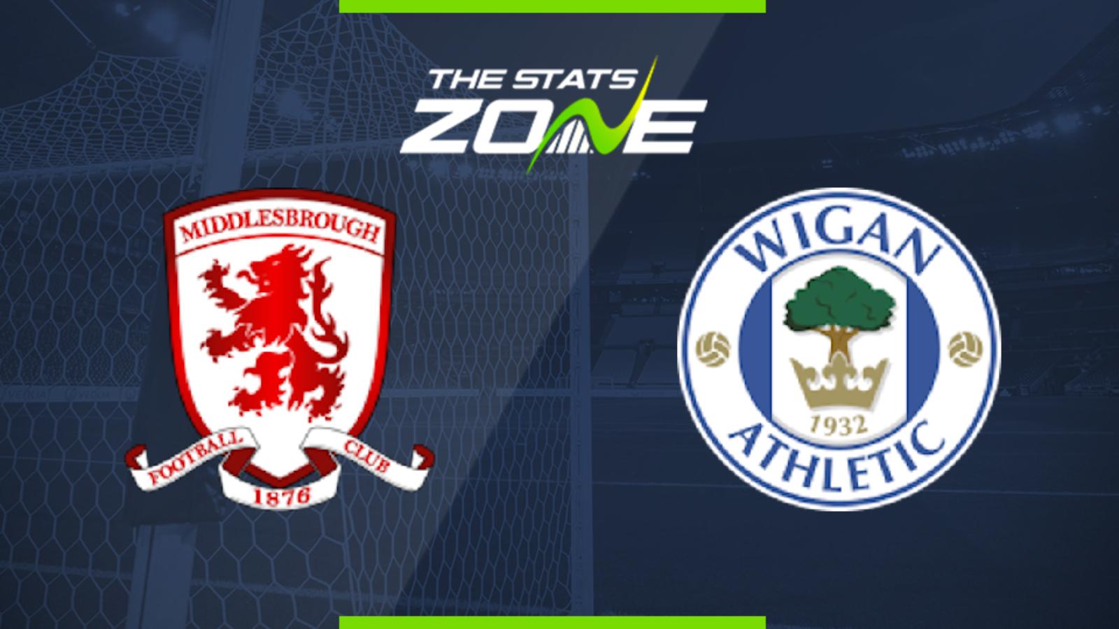 Prediksi Bola Middlesbrough Vs Wigan Athletic 21 Agustus 2019