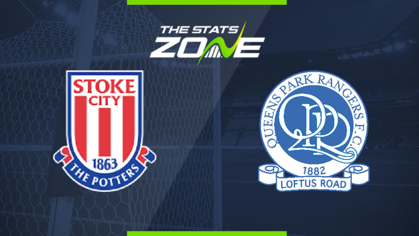 2019-20 Championship – Stoke vs QPR Betting Preview