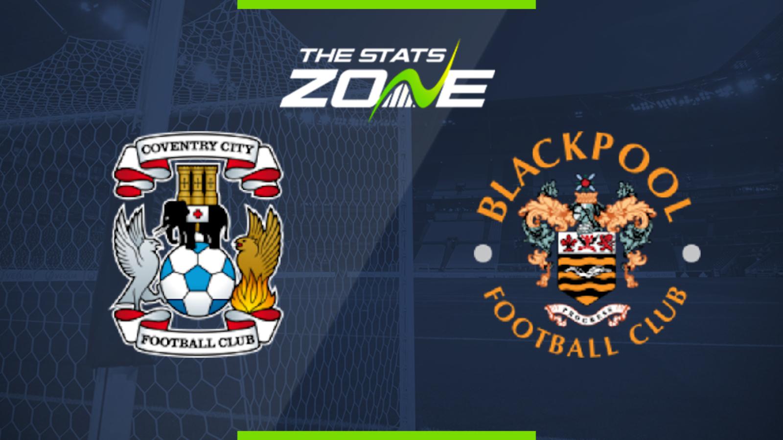 Kết quả hình ảnh cho Coventry vs Blackpool