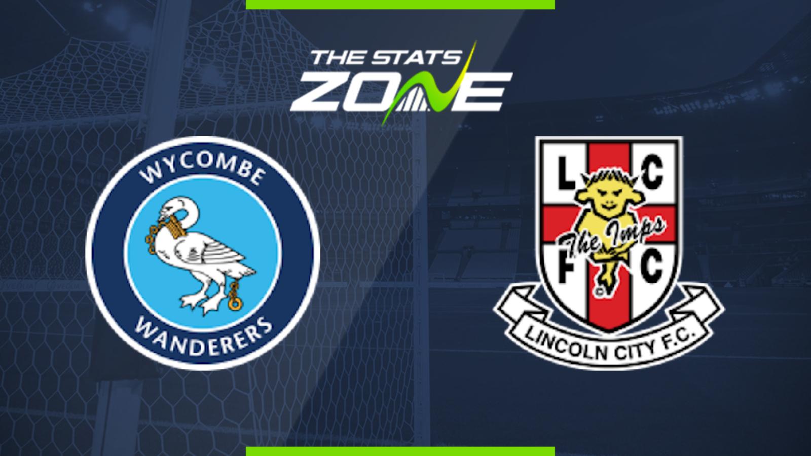 Kết quả hình ảnh cho Wycombe vs Lincoln City