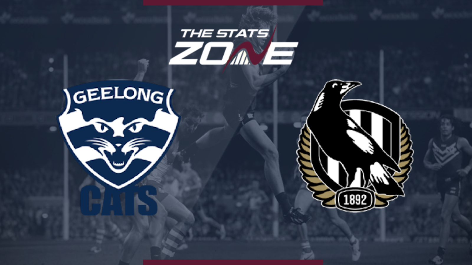 2019 Afl Geelong Cats Vs Collingwood Magpies Preview Prediction The Stats Zone