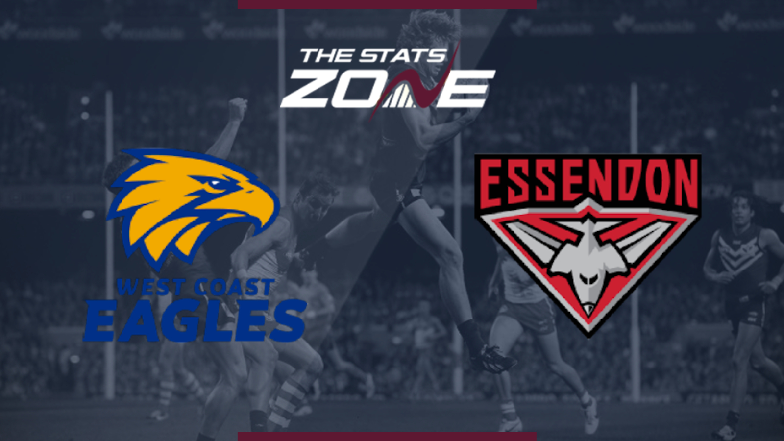 2019 AFL – West Coast Eagles vs Essendon Bombers Preview