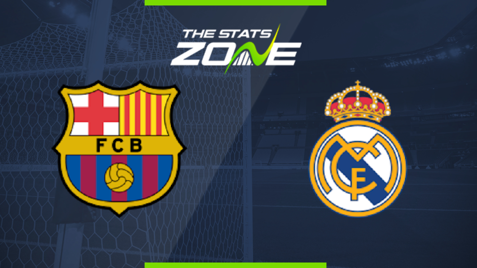 2019-20 Spanish Primera – Barcelona vs Real Madrid Preview ...
