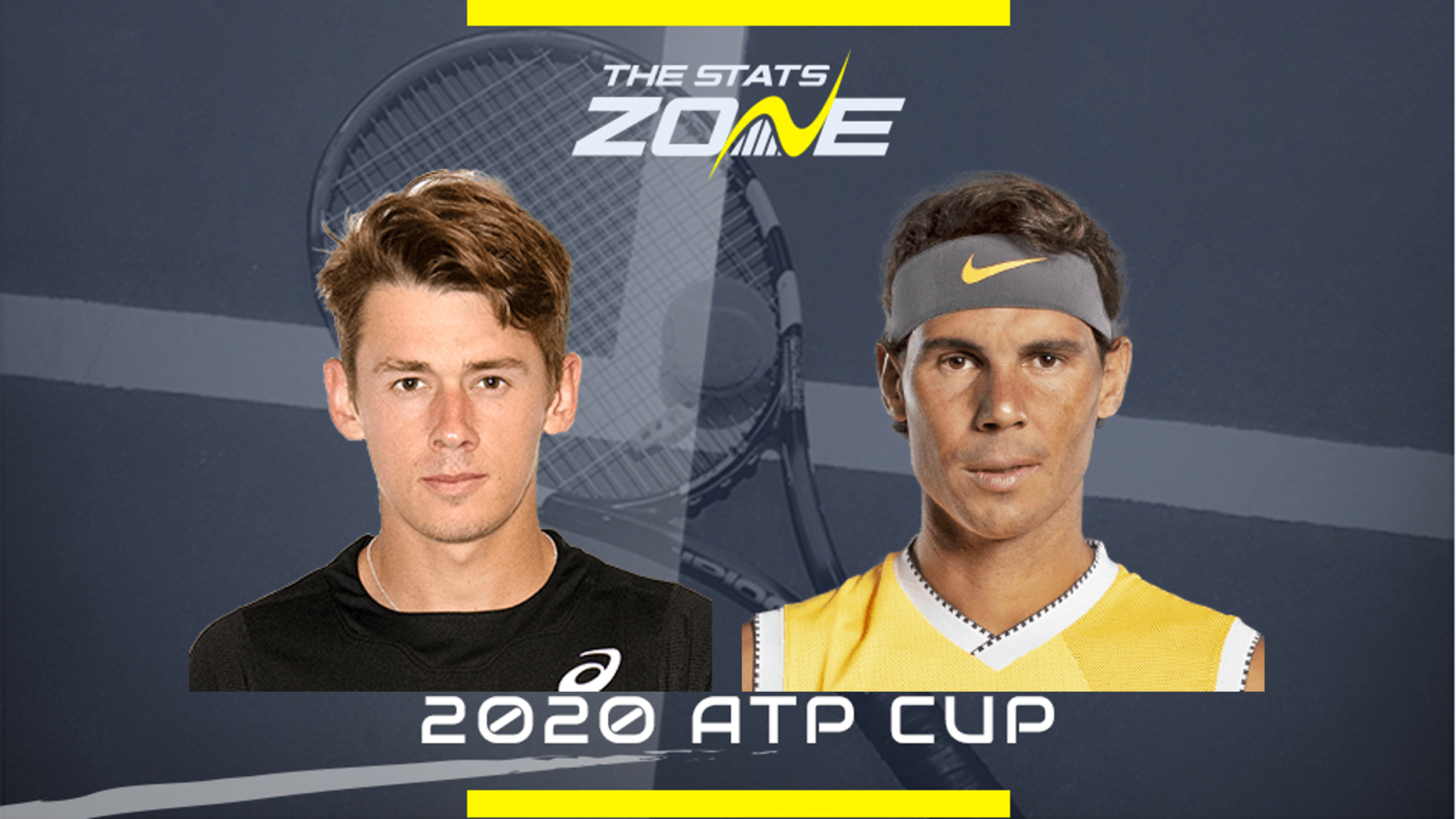 Nadal v Djokovic set for ATP Cup final