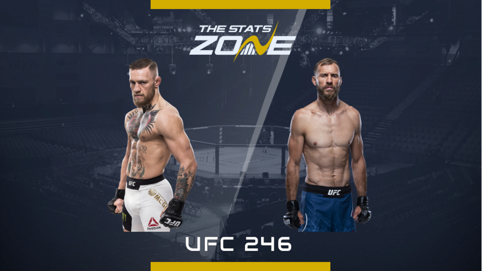 Mma Preview Conor Mcgregor Vs Donald Cerrone At Ufc 246