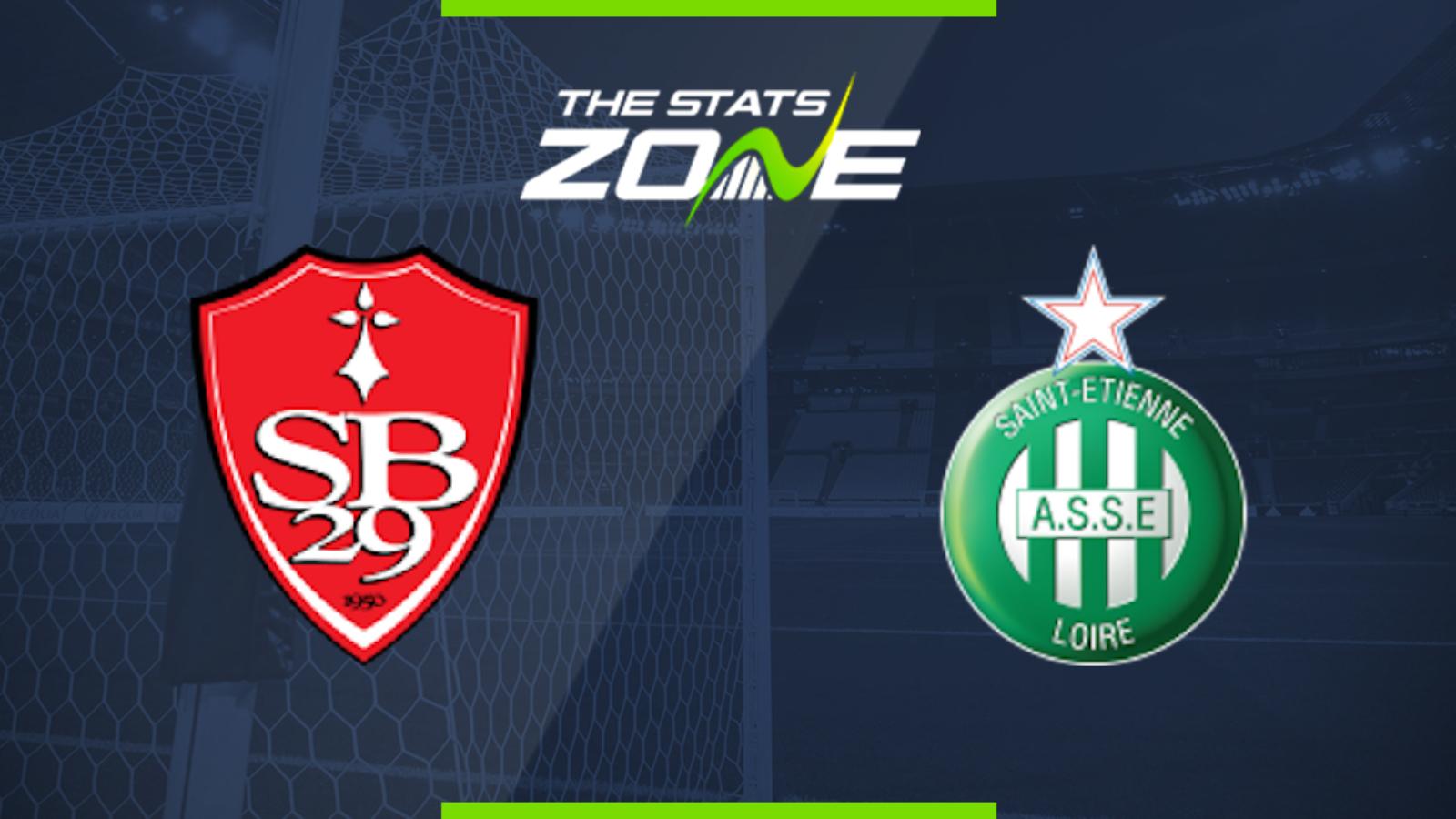 Ligue Brest Vs Saint Etienne Preview Prediction The Stats Zone