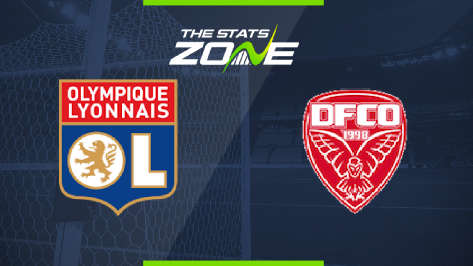 Calendrier Dfco 2020.2019 20 Ligue 1 Lyon Vs Dijon Preview Prediction The