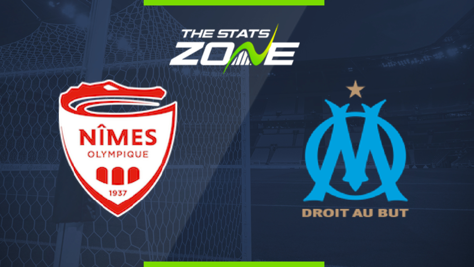 2019 20 Ligue 1 Nimes Vs Marseille Preview Prediction The Stats Zone