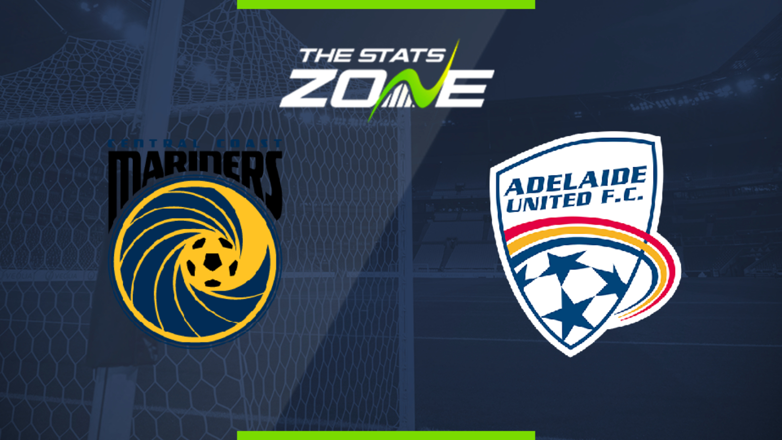 2019-20 A-League – Central Coast Mariners vs Adelaide United Preview & Prediction - The Stats Zone