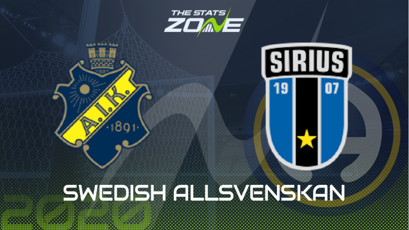 2020 Swedish Allsvenskan Aik Vs Sirius Preview Prediction The Stats Zone