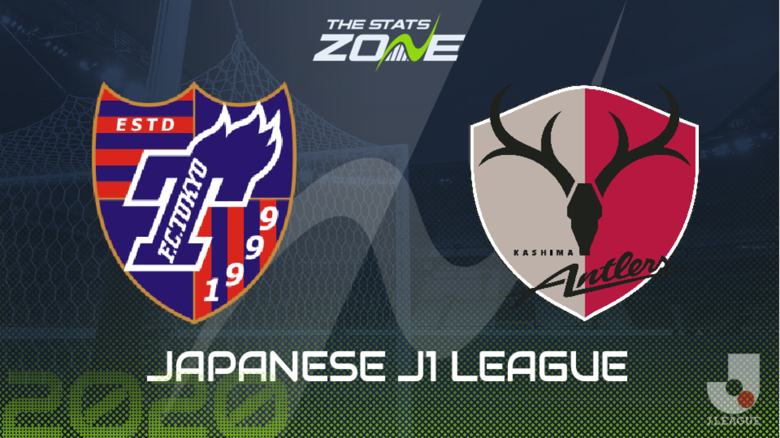 2020 Japanese J1 League Fc Tokyo Vs Kashima Antlers Preview Prediction The Stats Zone