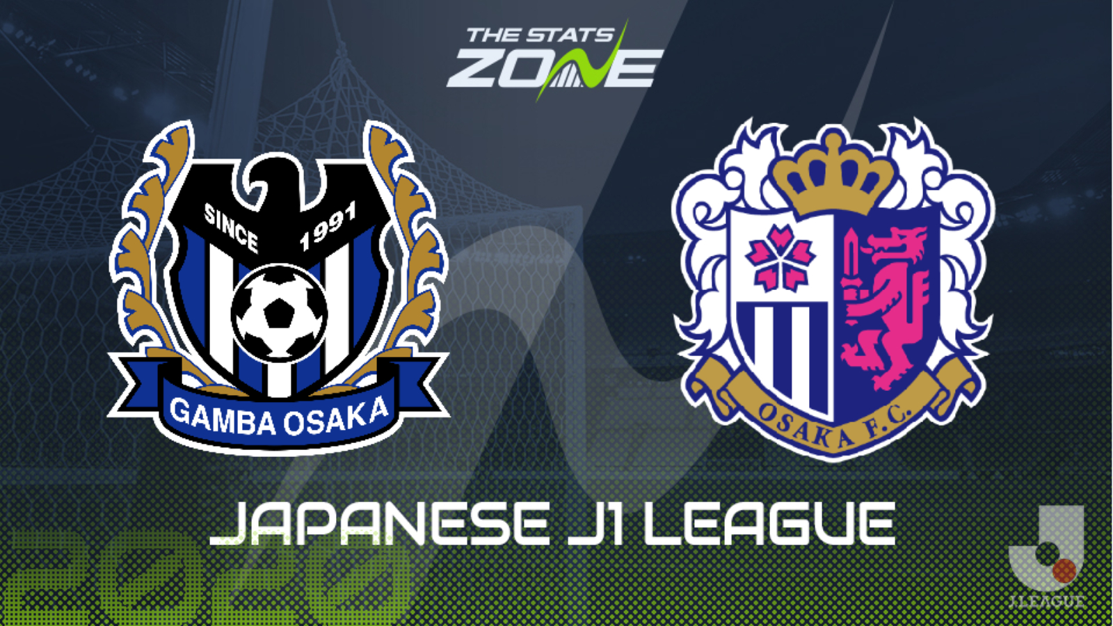 2019 20 Japanese J1 League Gamba Osaka Vs Cerezo Osaka Preview Prediction The Stats Zone