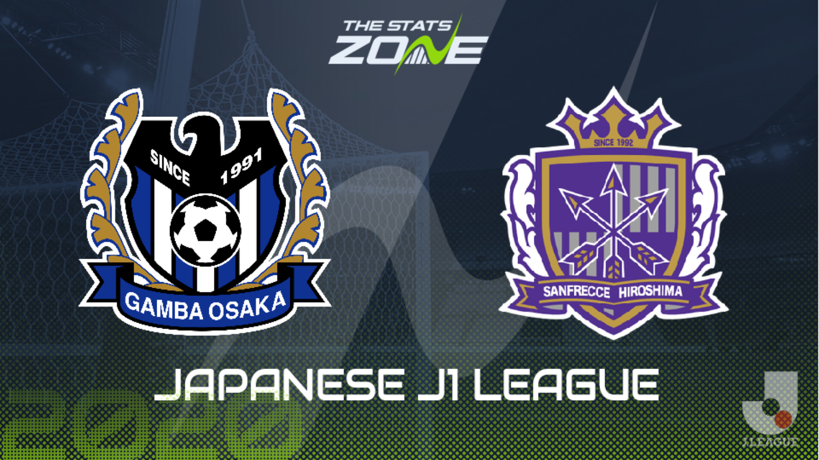 2020 Japanese J1 League Gamba Osaka Vs Sanfrecce Hiroshima Preview Prediction The Stats Zone