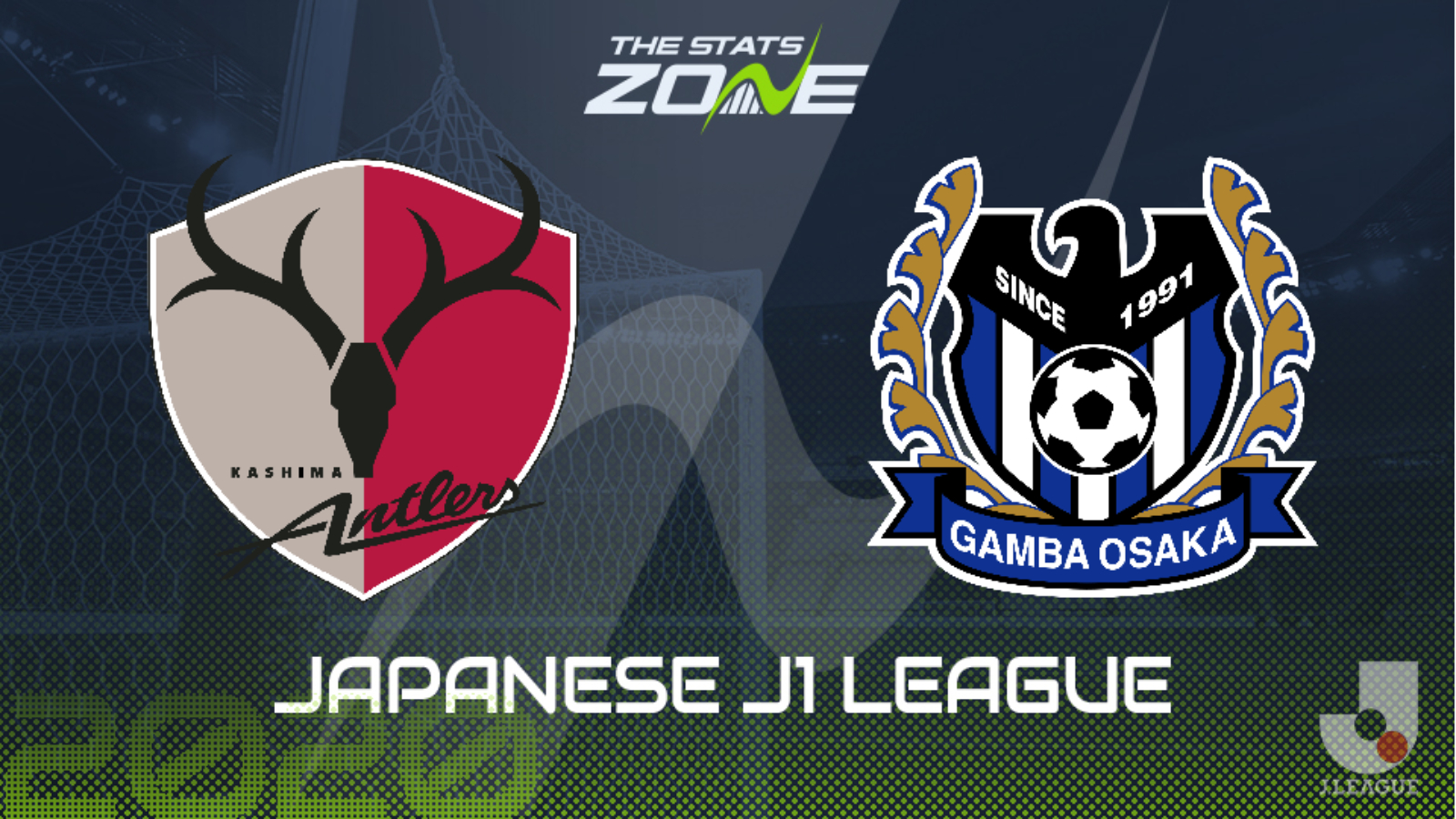 2020 Japanese J1 League Kashima Antlers Vs Gamba Osaka Preview Prediction The Stats Zone
