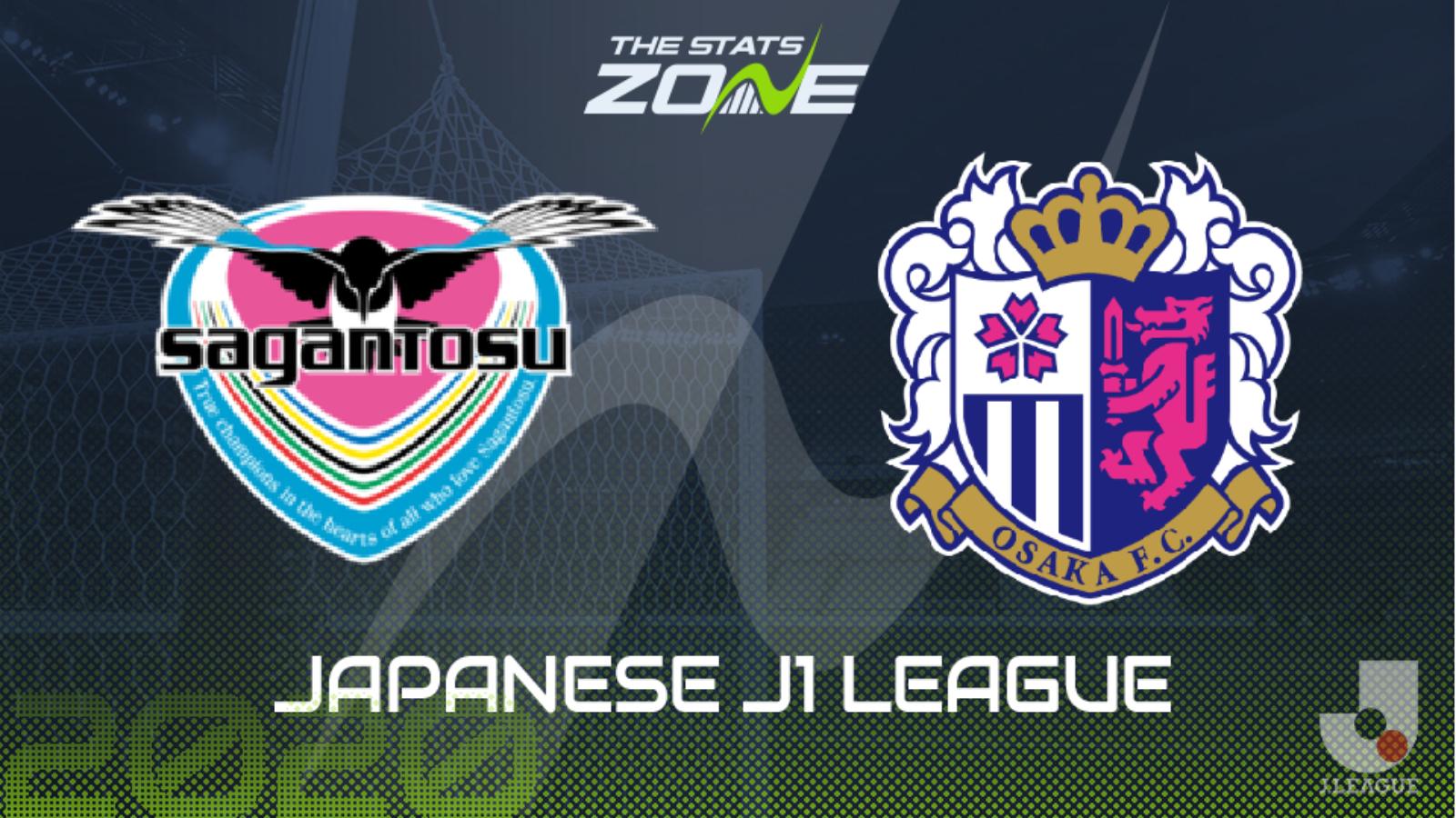 2020 Japanese J1 League Sagan Tosu Vs Cerezo Osaka Preview Prediction The Stats Zone