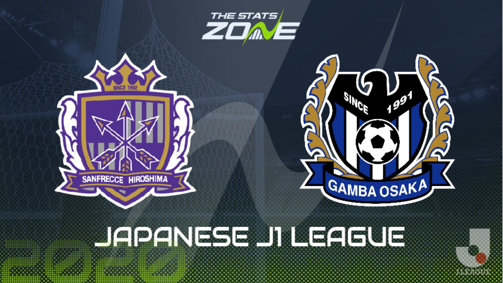 Gamba osaka vs sanfrecce hiroshima betting tips nj sports betting taxes
