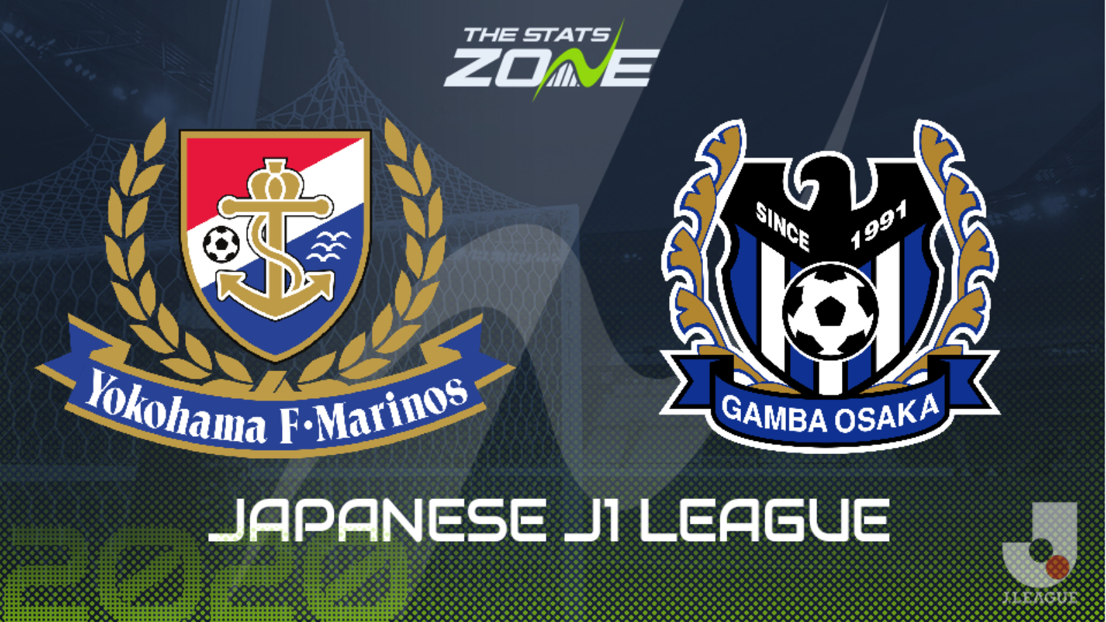 2020 Japanese J1 League Yokohama F Marinos Vs Gamba Osaka Preview Prediction The Stats Zone