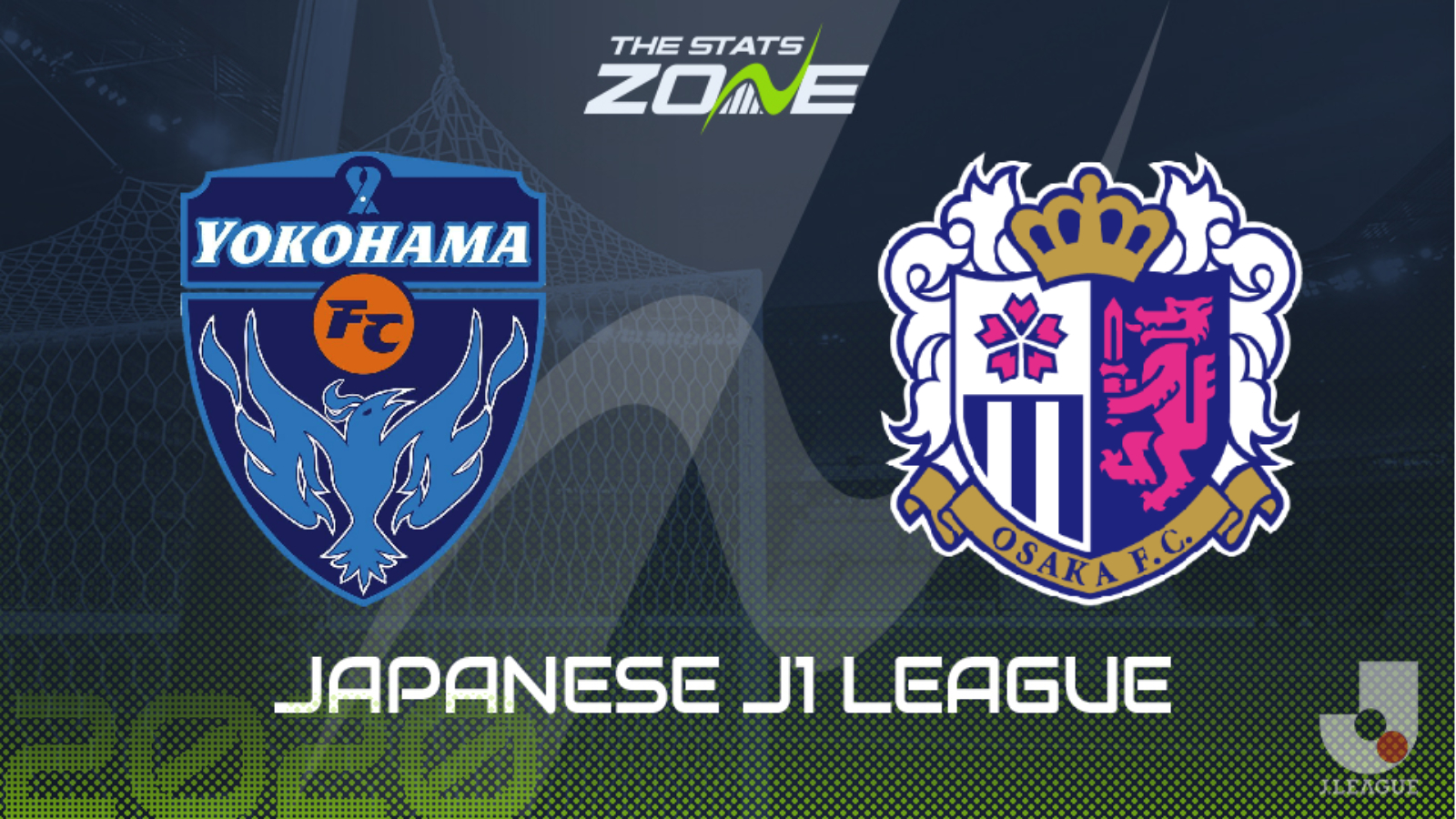 2020 Japanese J1 League Yokohama Vs Cerezo Osaka Preview Prediction The Stats Zone