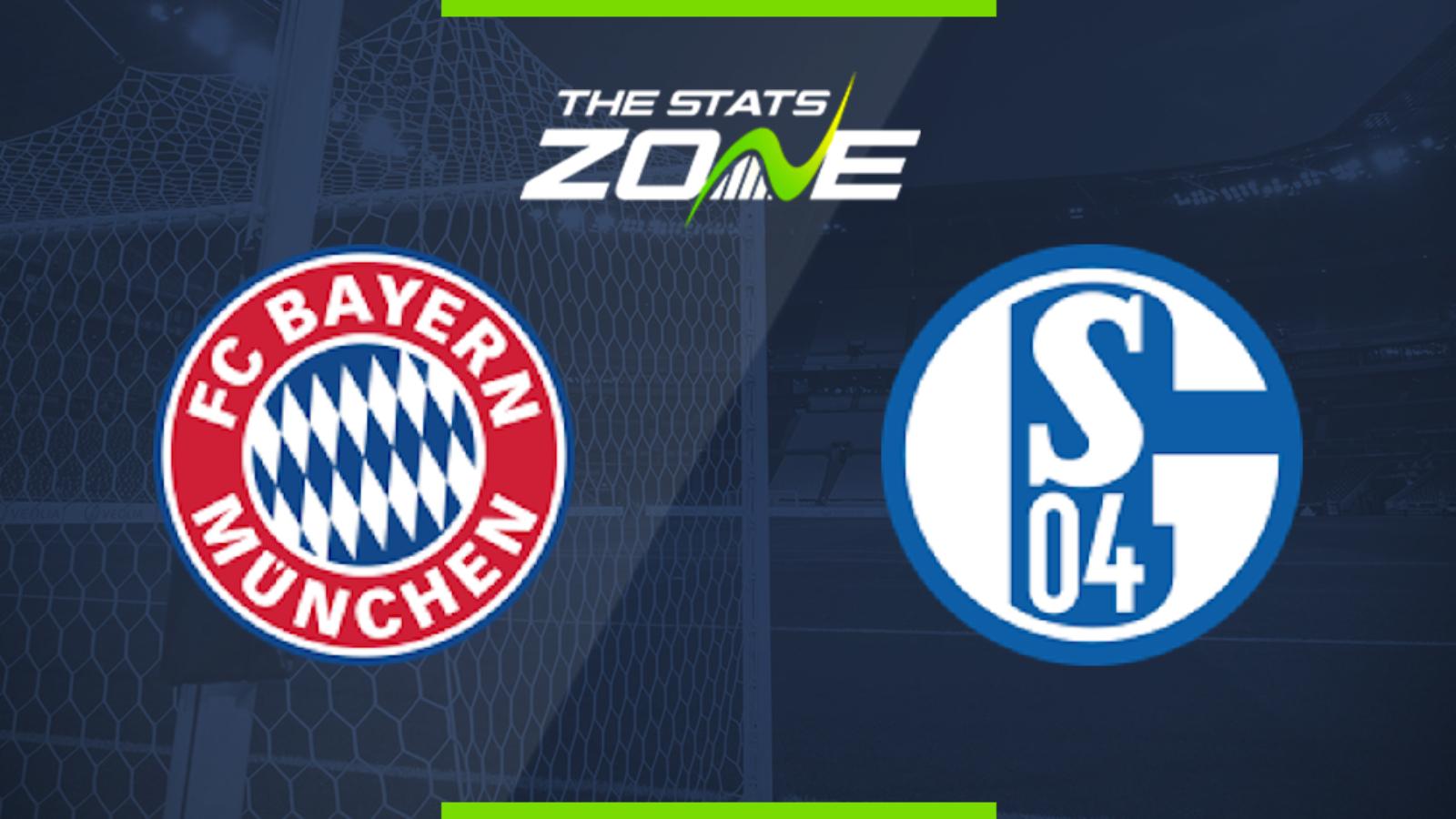 Schalke 04 Vs Bayern MГјnchen