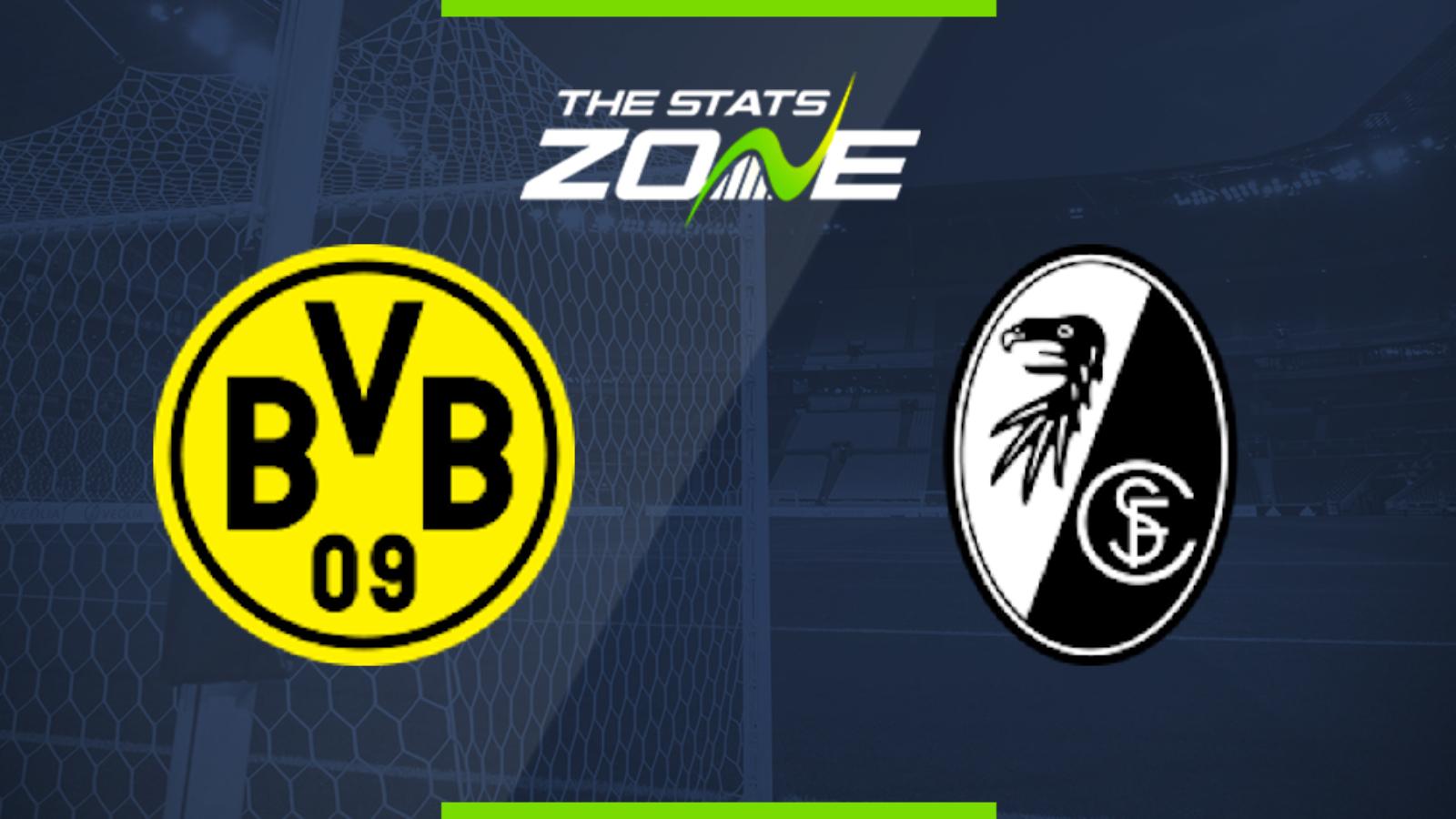 2019-20 Bundesliga – Borussia Dortmund vs Freiburg Preview ...