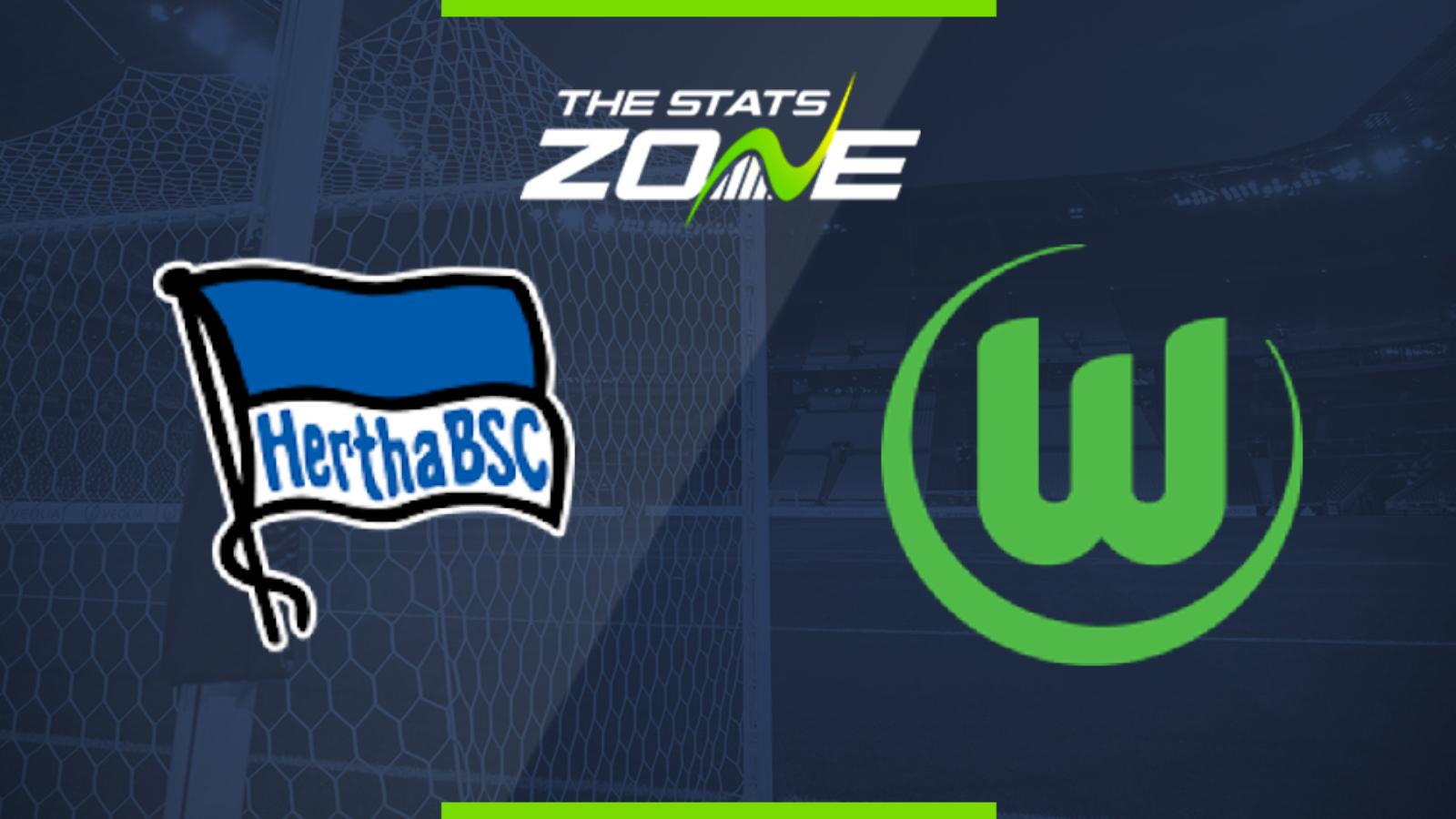 Hertha Berlin vs Wolfsburg Highlights 21 August 2021