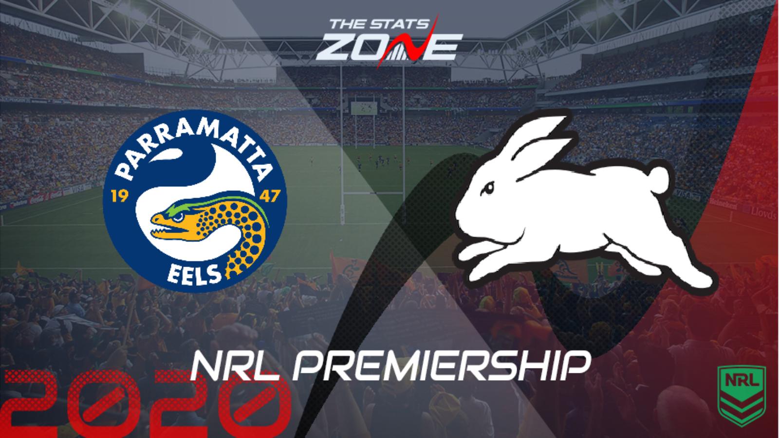 2020 Nrl Parramatta Eels Vs South Sydney Rabbitohs Preview Prediction The Stats Zone